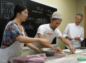 2014_09 RicePasteDemo
